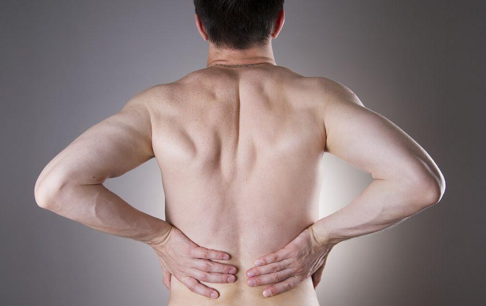 Durerea din jurul coloanei vertebrale pe cauzele drepte