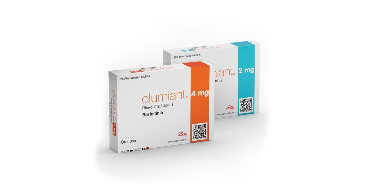 Olumiant (baricitinib), tratament sintetic țintit al artritei reumatoide