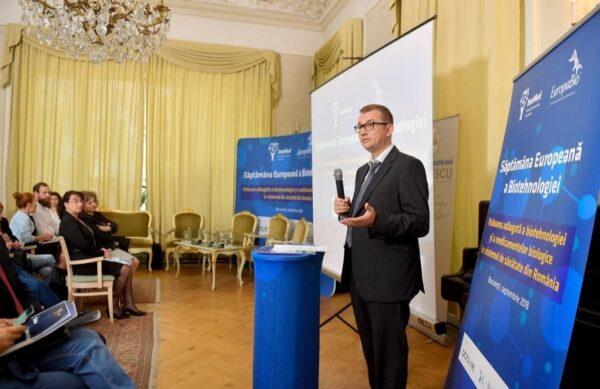 Simpoziom Săptămâna Europeană a Biotehnologiei Attila Fejer