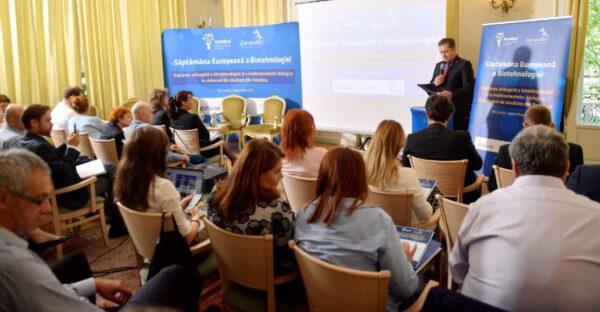 Simpoziom Săptămâna Europeană a Biotehnologiei Dan Alexandrescu