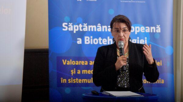 Simpoziom Săptămâna Europeană a Biotehnologiei Dana Manda