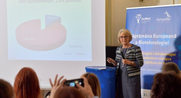 Simpoziom Săptămâna Europeană a Biotehnologiei Denisa Predețeanu
