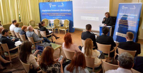 Simpoziom Săptămâna Europeană a Biotehnologiei Diana Păun