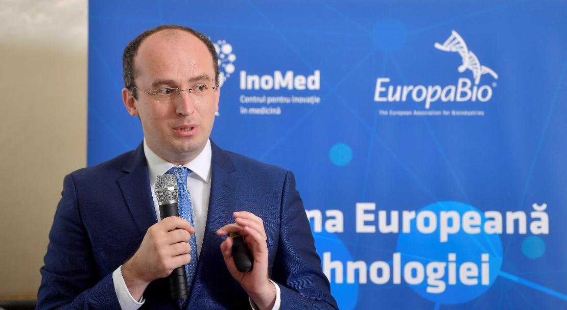 Simpoziom Săptămâna Europeană a Biotehnologiei Marius Geantă