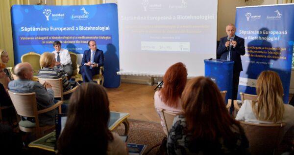 Simpoziom Săptămâna Europeană a Biotehnologiei Ștefan Rujinski