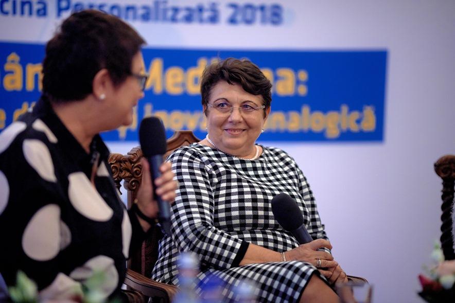Roxana Ulmeanu și Dana Stănculeanu