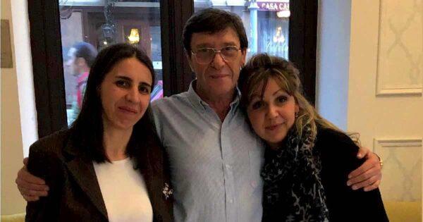 Marinela Debu, Julio Burman și Ivana