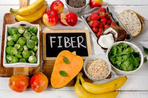 Dietă bazată pe aport crescut de fibre alimentare