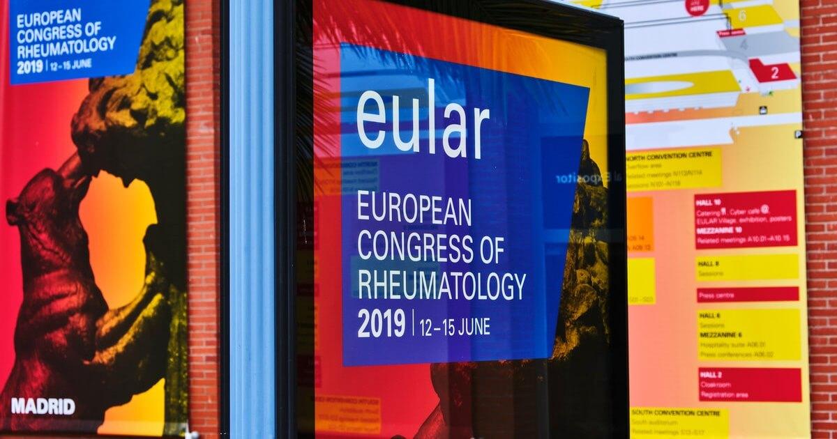 Congresul Ligii Europene de Luptă Împotriva Reumatismului (EULAR) 2019