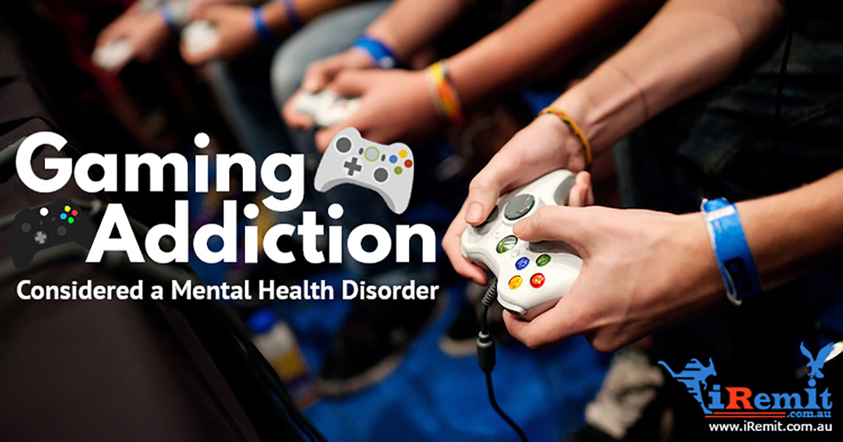 Gaming Addiction, mental disorder