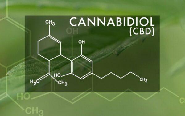 Compoziția chimică a canabidiolului