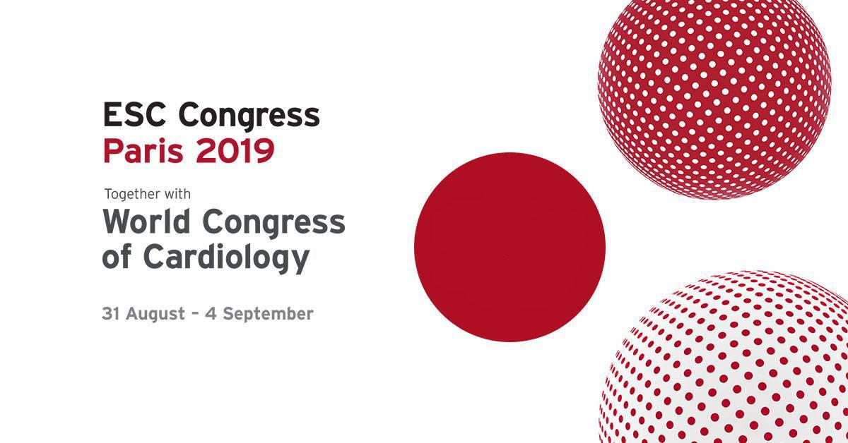congres esc 2019 ghid sindrom coronarian cronic