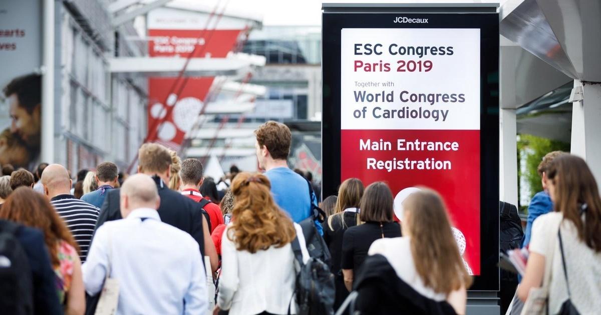 Congresul Societății Europene de Cardiologie 2019