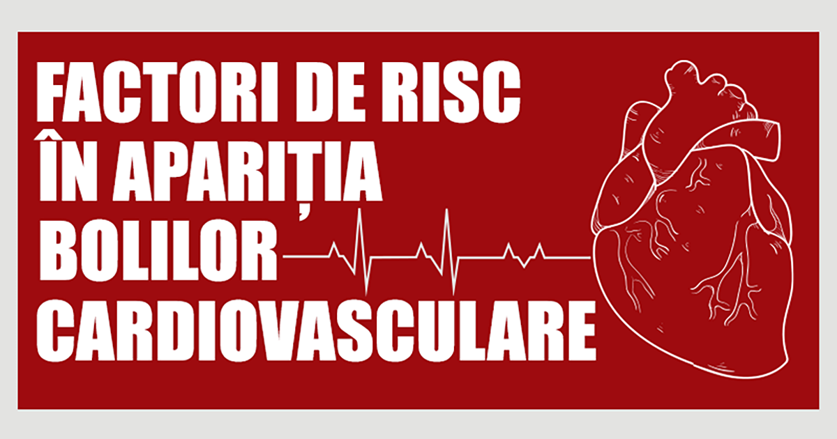 factori risc dezvoltare boli cardiovasculare