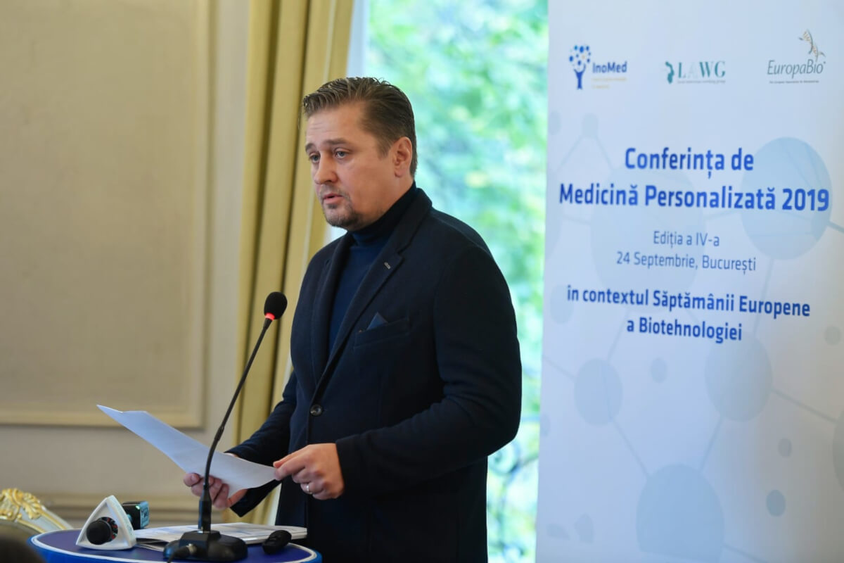 Secretar de Stat Dan Alexandrescu