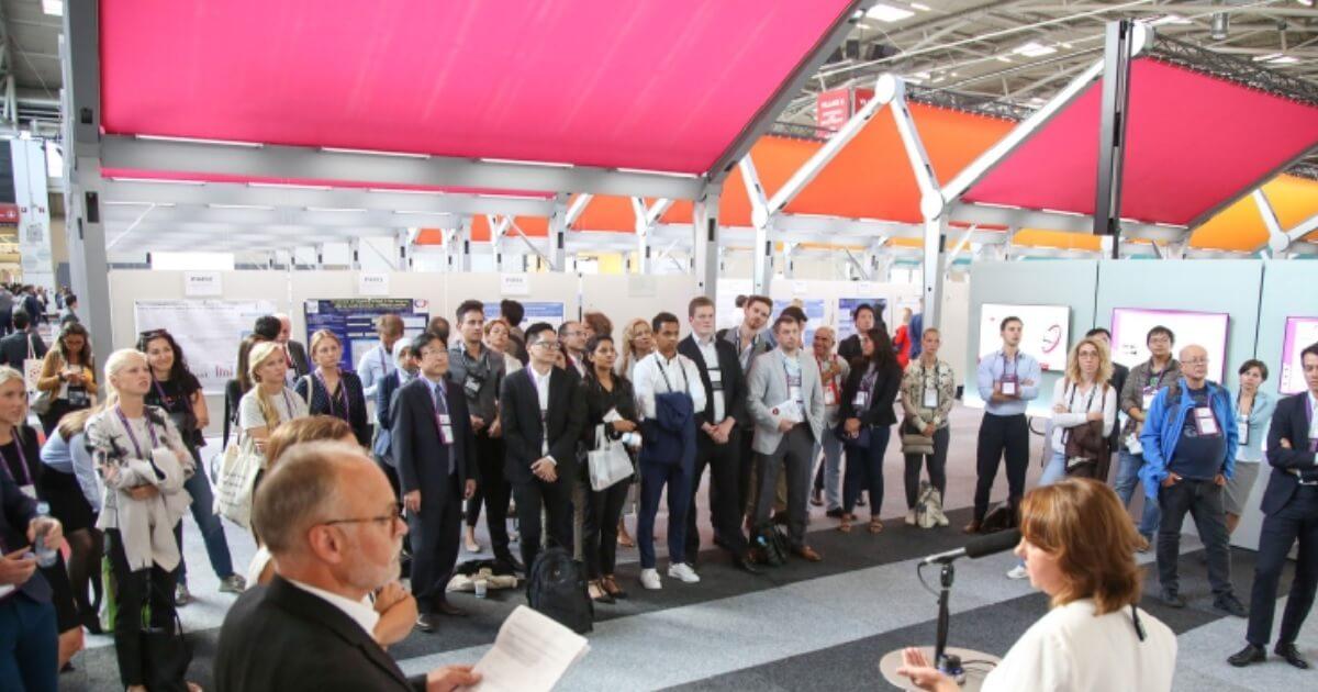 Participanți la Congresul Societății Europene de Cardiologie
