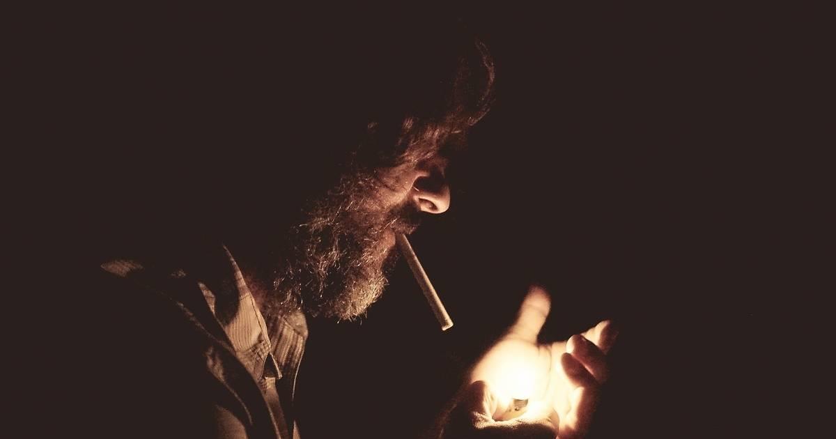 Persoană care fumează