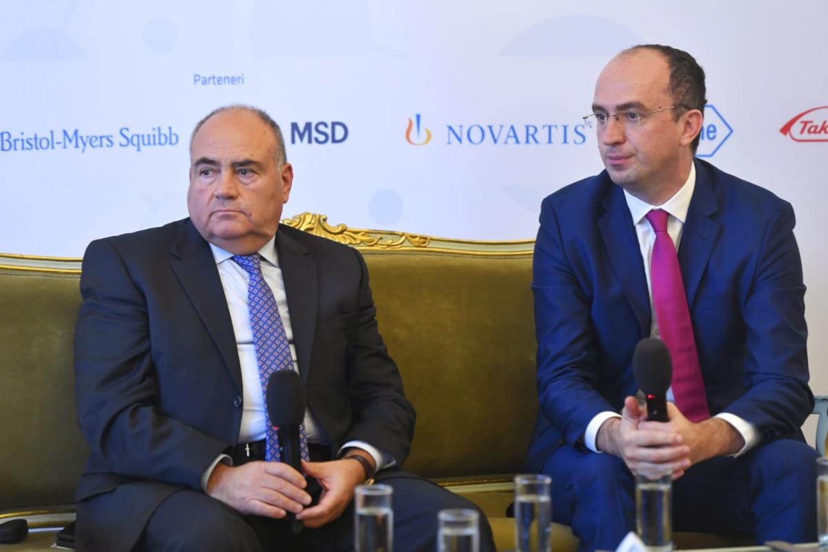 Reprezentantul CNAS la Conferința de Medicină Personalizată