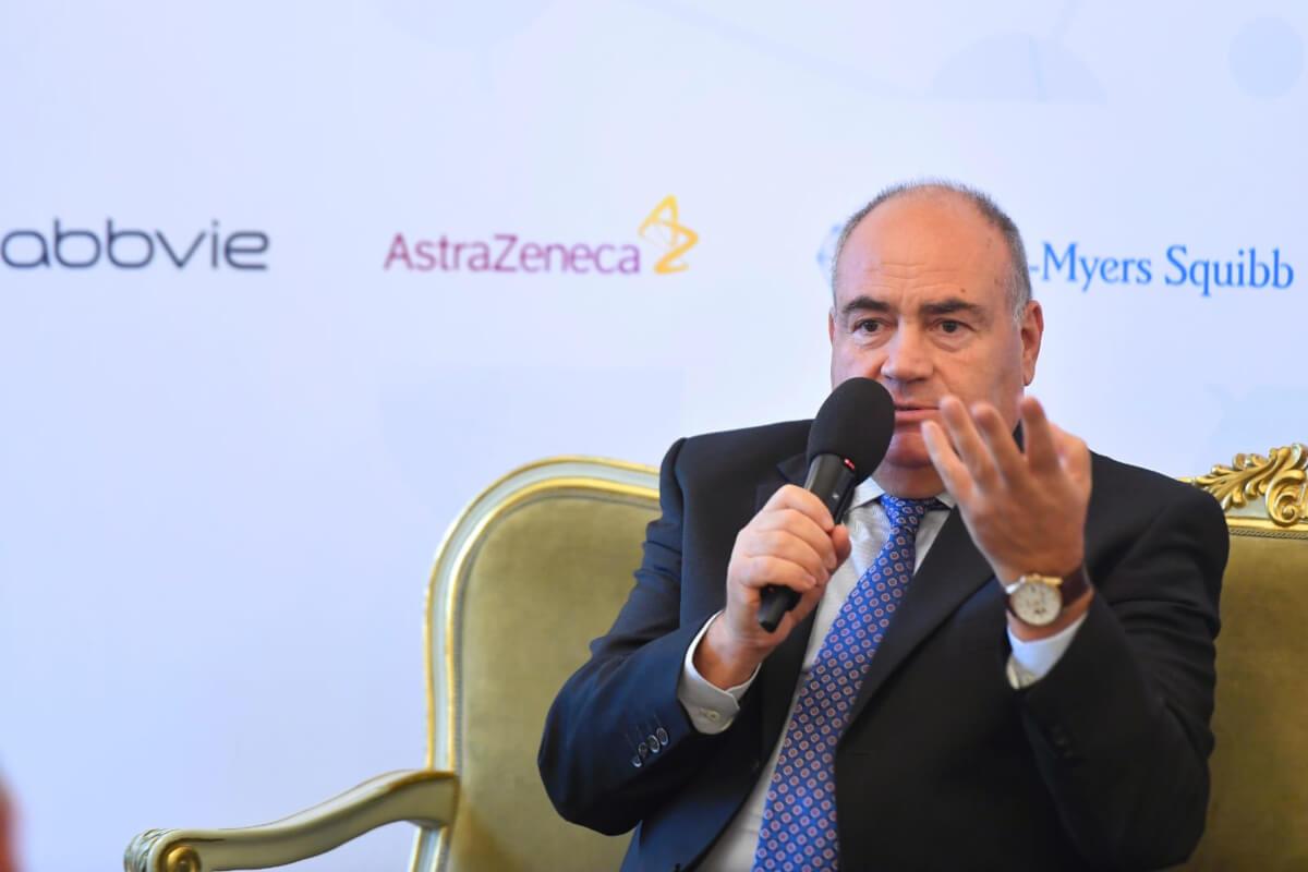 Reprezentant CNAS la Conferinta de Medicina Personalizata