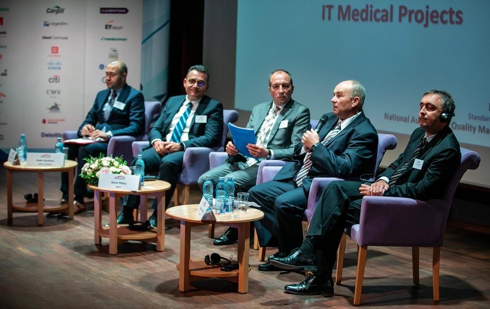 """Conferința """"Sănătatea în societatea digitală"""" din data de 23 septembrie 2019"""