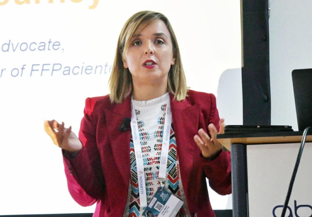 Celia Marin reprezentant pacienti