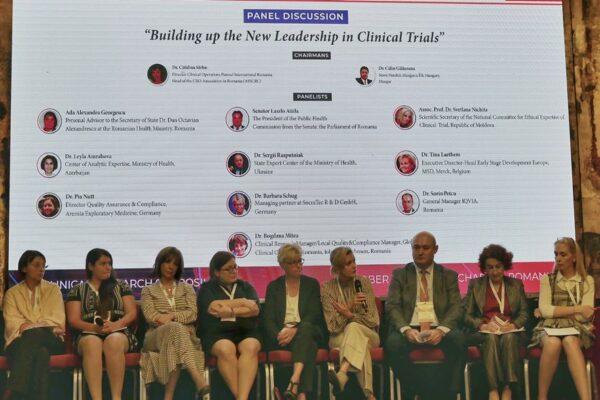 Prima dezbatere în cadrul Clinical Trials Symposium 2019