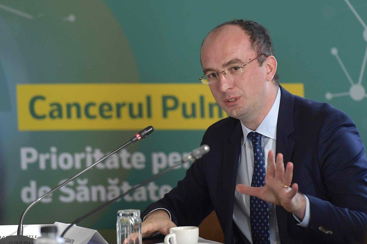 Dr. Marius Geantă, Președintele Centrului pentru Inovație în Medicină