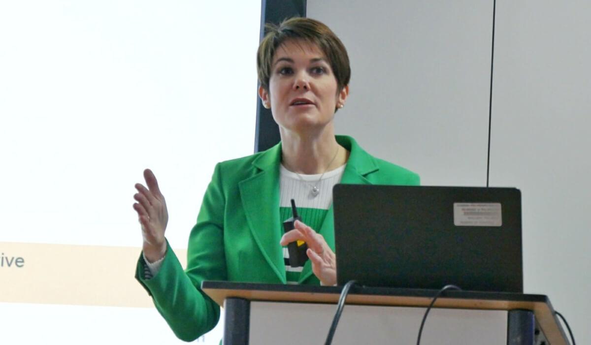 Medic dermatolog Melinda Gooderham