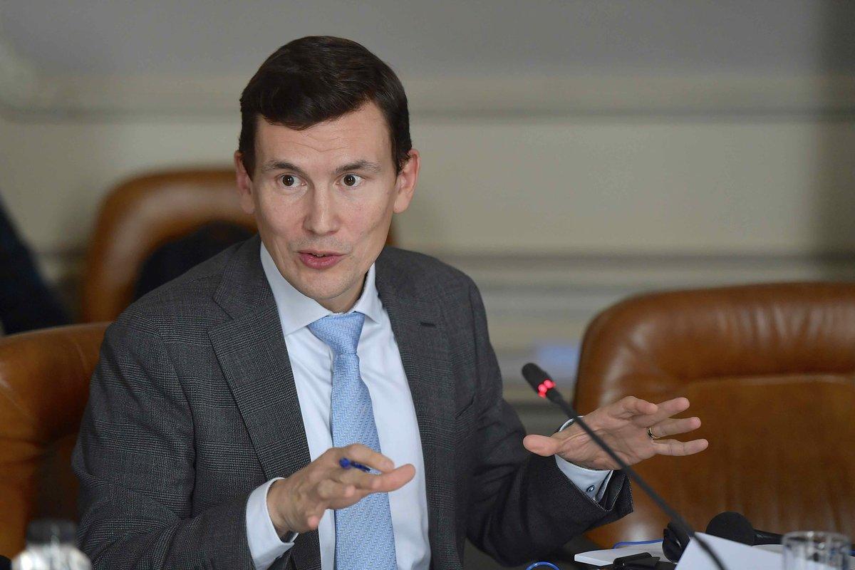 Nicolas Renard, Managing Director MSD