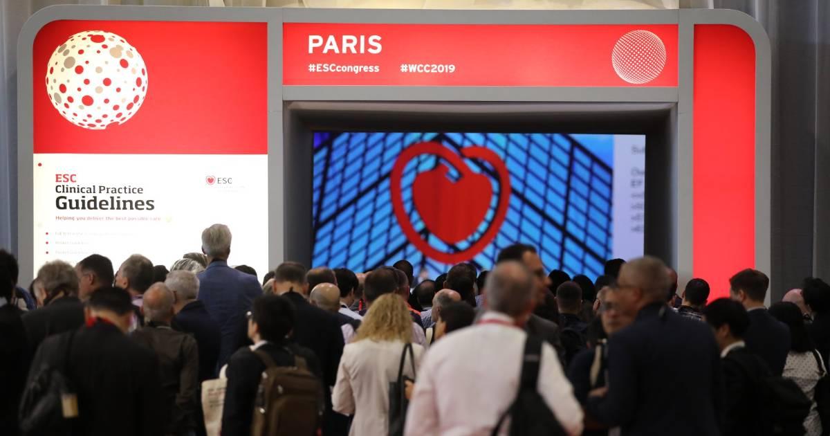 Congresul European de Cardiologie Paris 2019