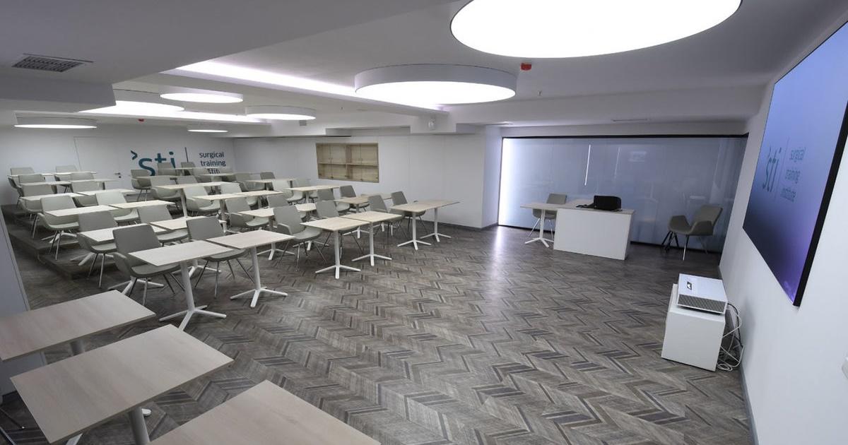 Noul centru Surgical Training Institute