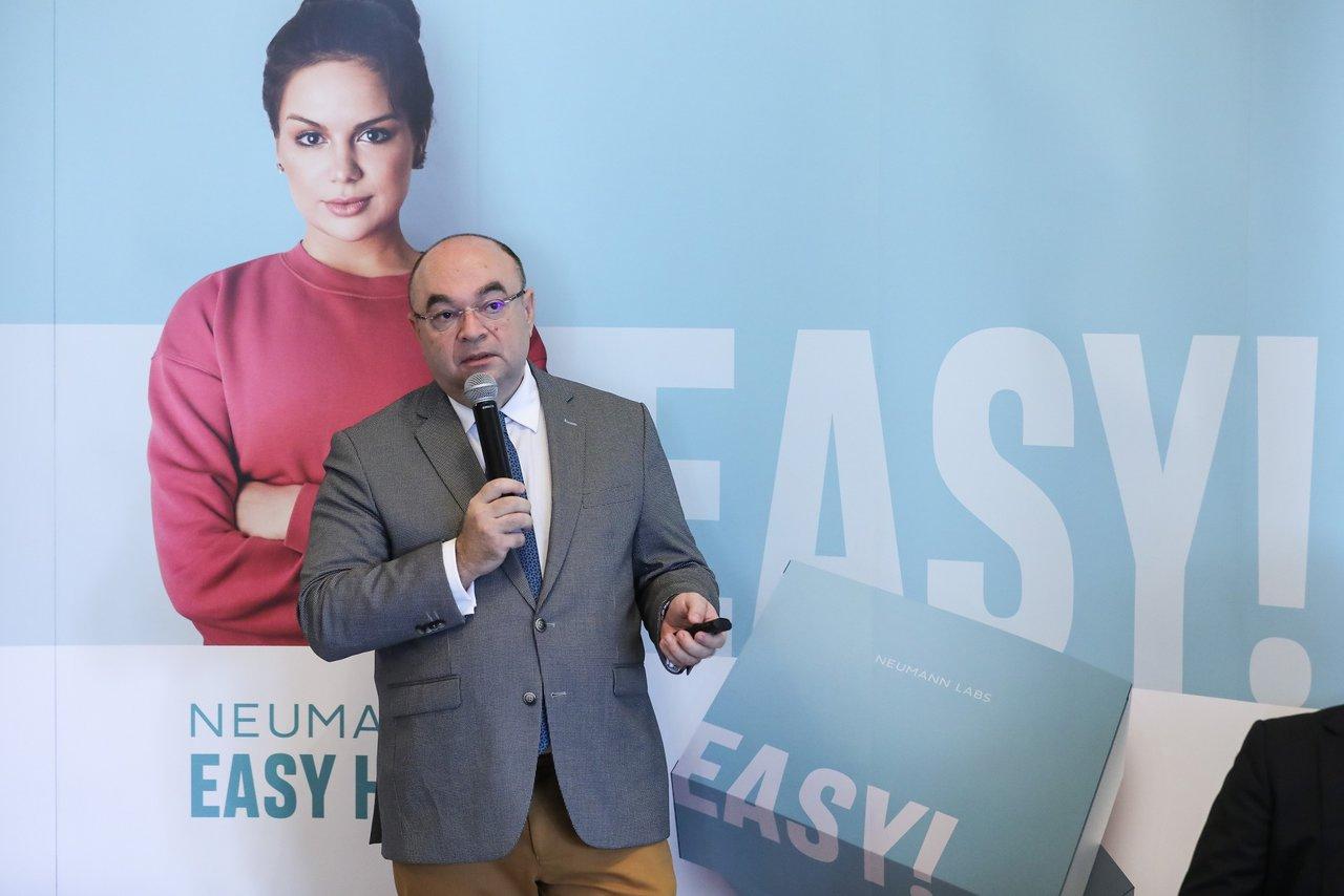 Prof. dr. Radu Vlădăreanu - Președintele Societății Române de HPV