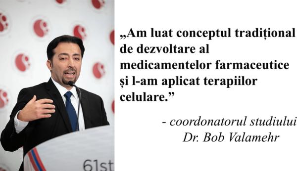 Dr. Bob Valamehr citat ash imunoterapii