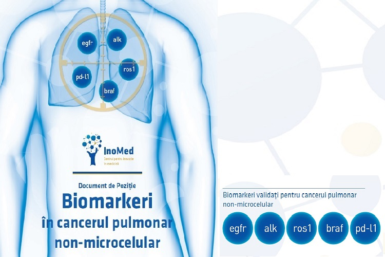 biomarkeri validati in cancerul pulmonar non-microcelular: egfr, alk, ros1, braf, pdl-1