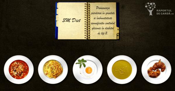 Dietă alimentară 3M Diabet