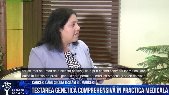 dr. Mor Moscovitz, medic oncolog specializat în tratamentul cancerului pulmonar