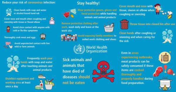 Metode prevenție 2019-CoV WHO
