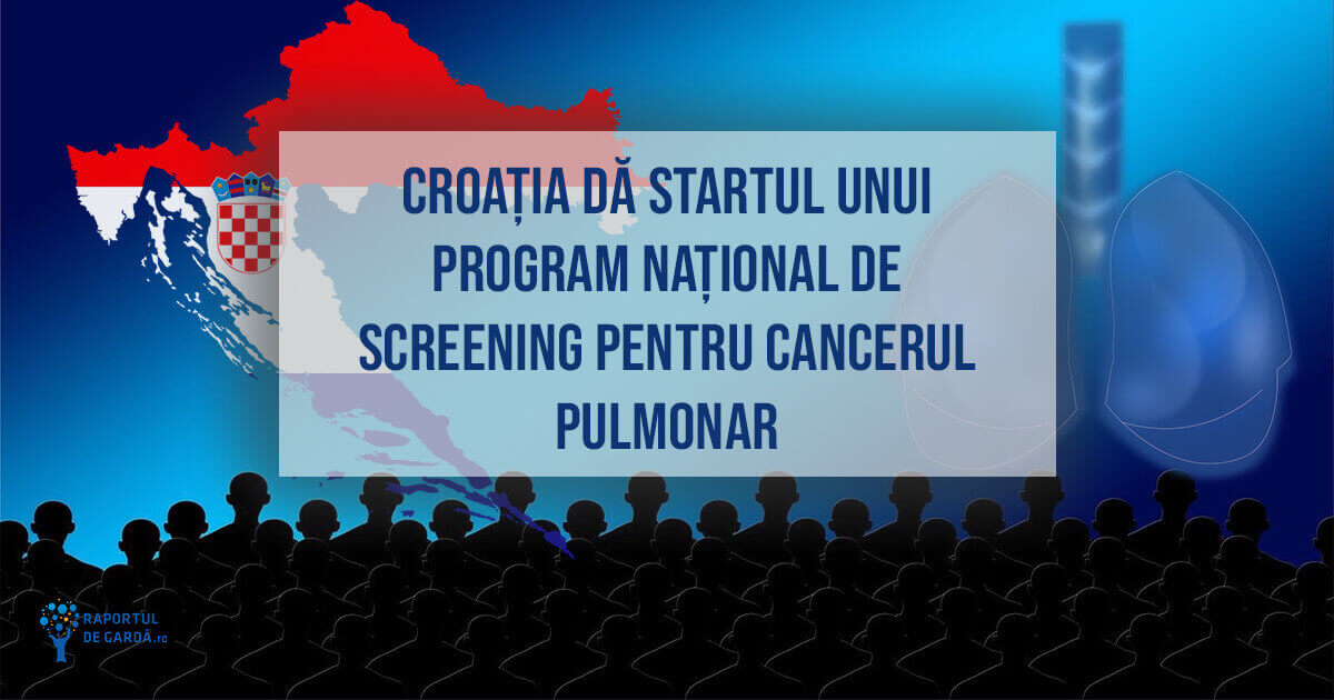 Program național de screening cancer pulmonar, Croația