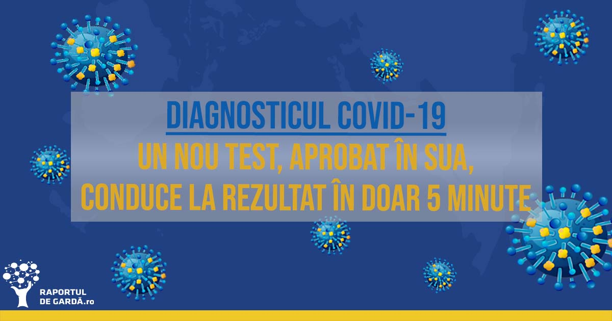 diagnostic COVID-19 SARS-CoV-2 test rapid PCR 5 minute