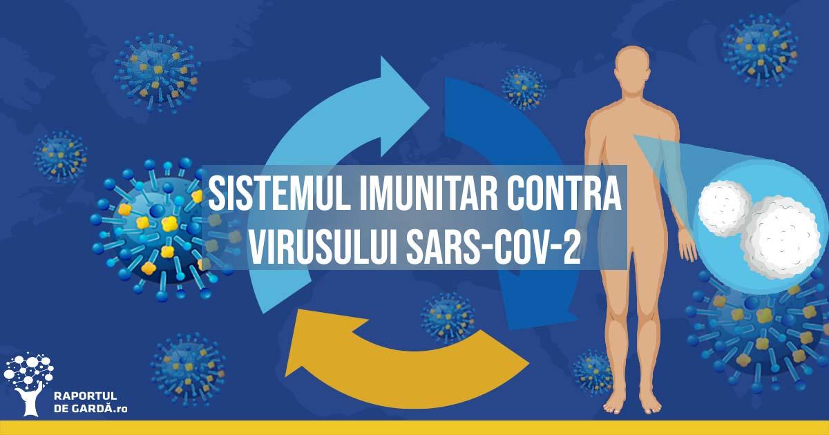 mecanism interacțiune sistem imunitar organism uman coronavirus SARS-CoV-2 COVID-19