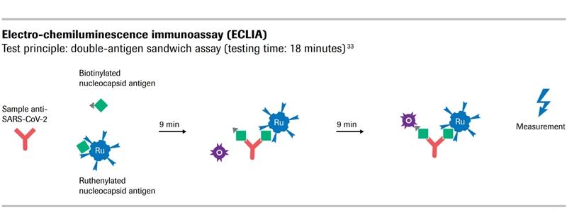 test serologic COVID-19 SARS-CoV-2 Elecsys Roche