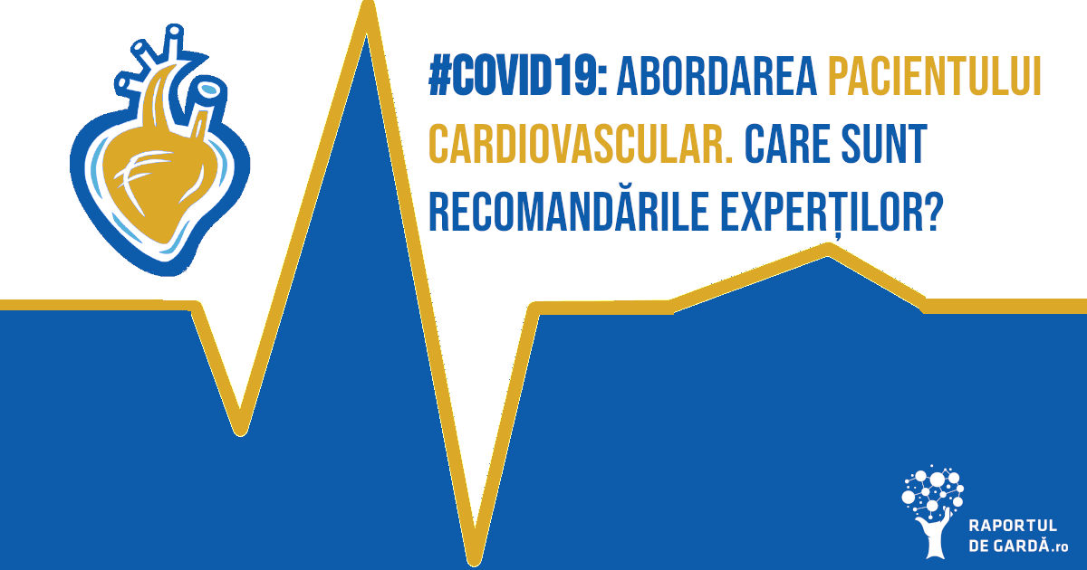 Recomandari experti covid19 pacient cardiovascular