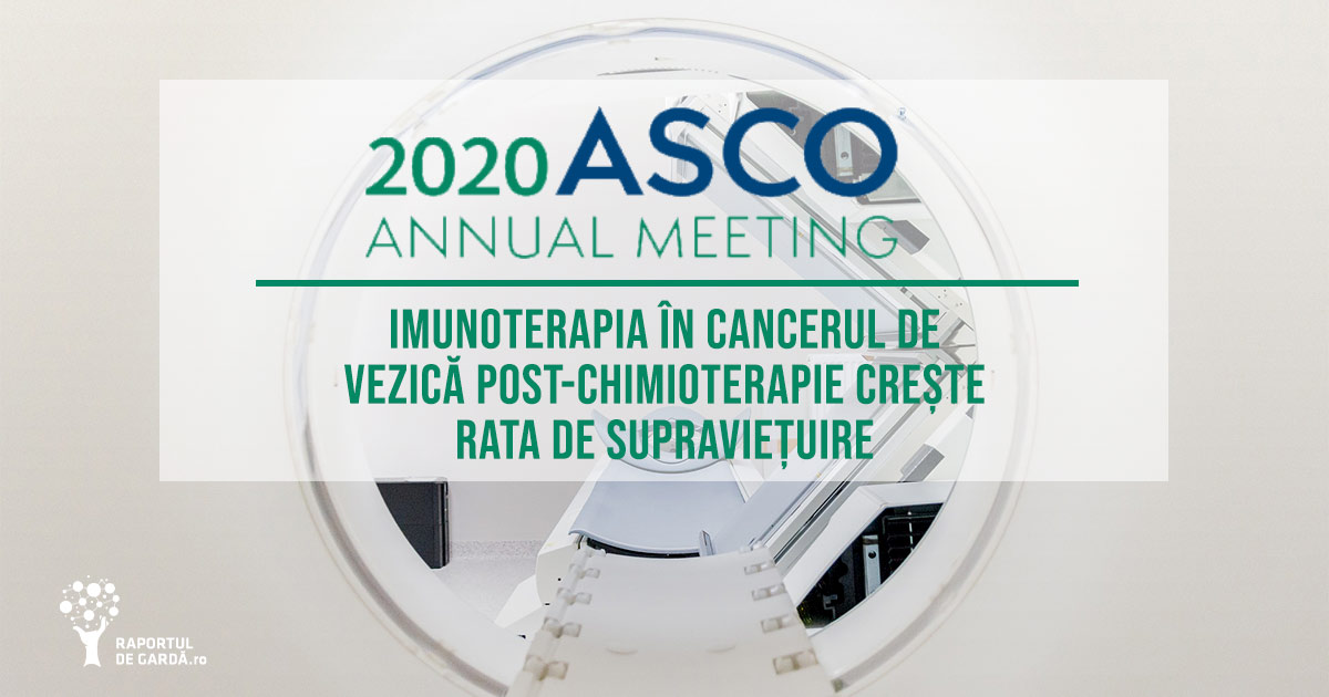ASCO20 cancer vezica urinara avelumab