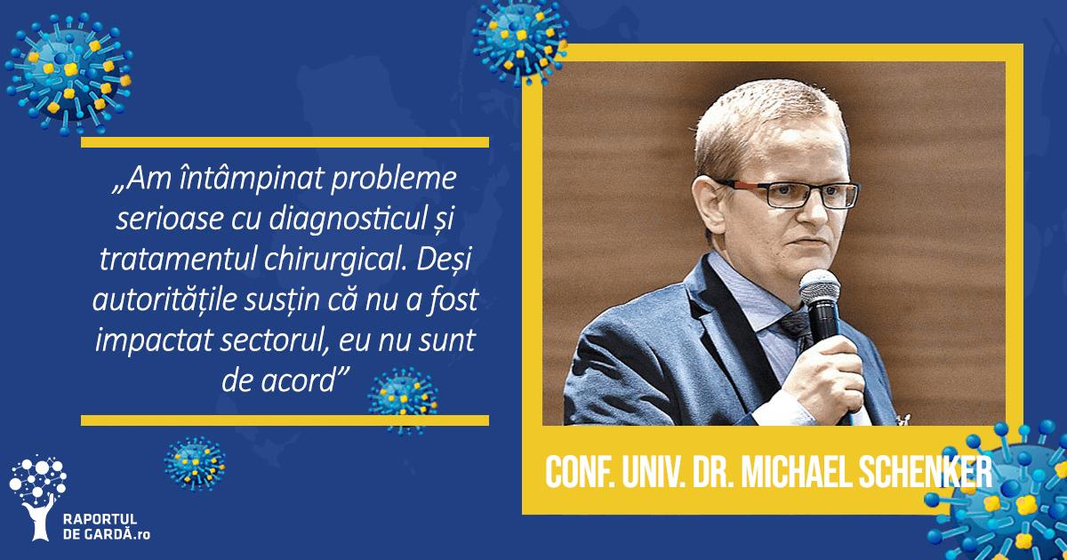 Dr. Michael Schenker