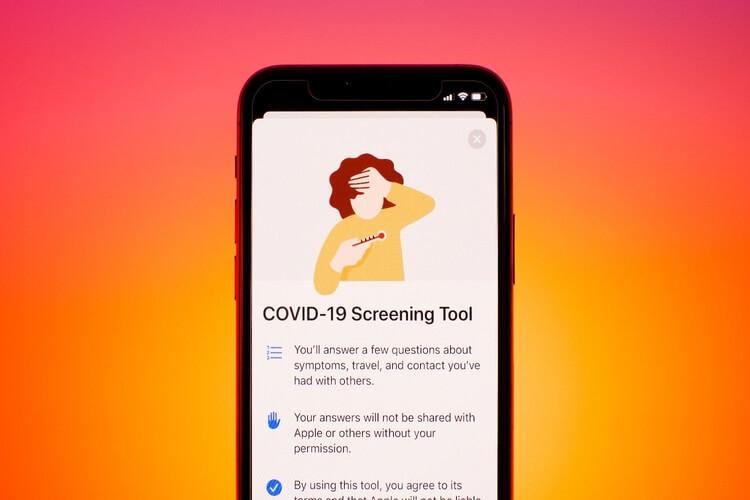 covid19 aplicatie mobila tracker