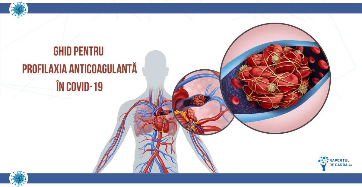 ghid profilaxie anticoagulanta covid19