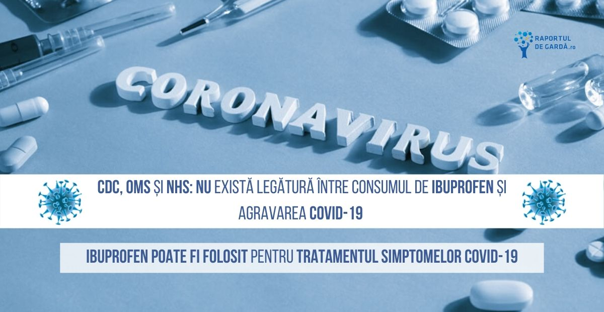 ibuprofen covid19 vocicuautoritate oms ema nhs