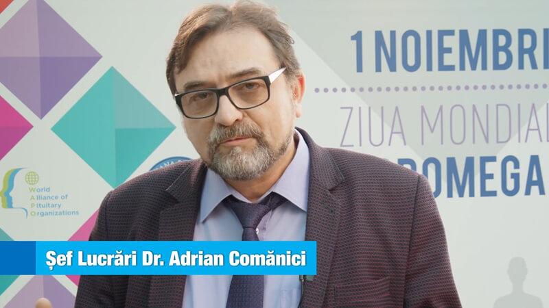 Șef Lucrări Dr. Adrian Comănici
