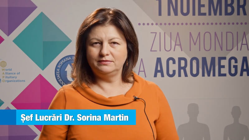 Șef Lucrări Dr. Sorina Martin