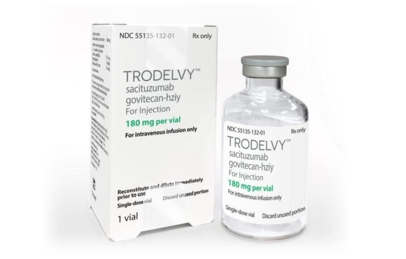 sacituzumab govitecan Trodelvy